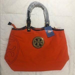 Tory Burch Inspired Tote Bag